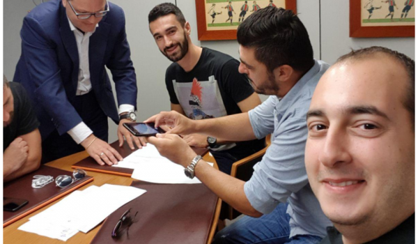 04th Aug 2017 - OUR COMPANY INTERMEDIATE IN RIAD BAJIC TRANSFER TO SERIE A UDINESE CALCIO