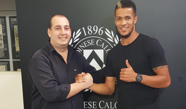 17th Aug 2018 - WILLIAM TROOST-EKONG JOINS UDINESE CALCIO