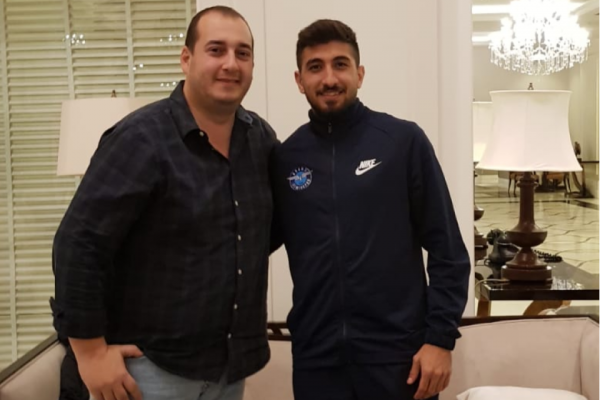 09/01/2019 - EMRE UGUR URUC IS NEW MEMBER OF ADANA DEMIRSPOR