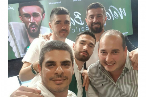 17/06/2019 - RIAD BAJIC RETURNS BACK TO KONYASPOR