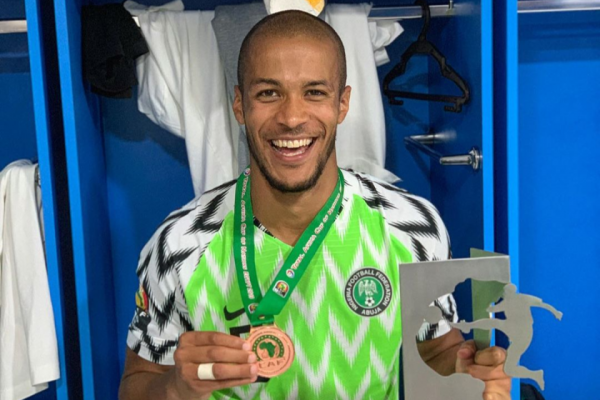 17/07/2019 - TROOST-EKONG WON BRONZE AND