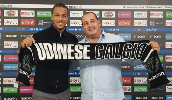 06/11/2019 - FOUR MORE YEARS IN UDINE BLACK AND WHITE JERSEY