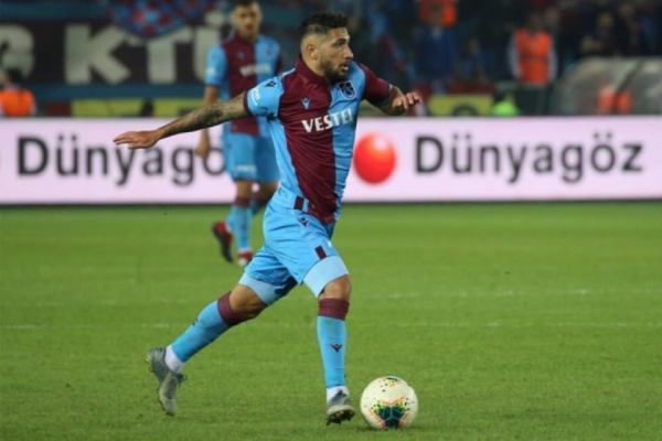 08/12/2019 - COREKCI ASSISTS IN TRABZONSPOR VICTORY AWAY
