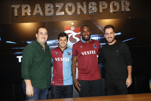 31/01/2020 - TRABZON NEW SIGNINGS, GUILHERME & MANOEL